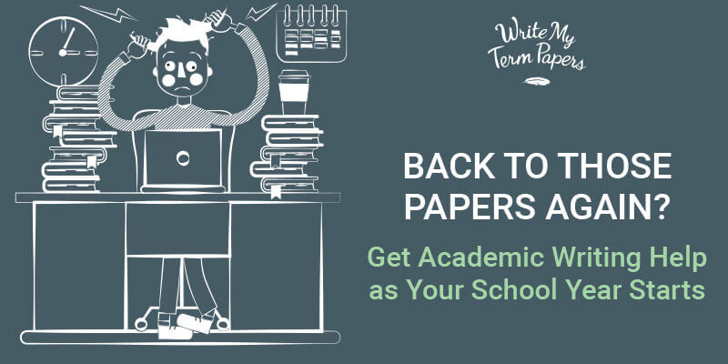 Get Academic Writing Help as Your School Year Starts